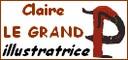 Claire Le Grand, illustratrice jeunesse